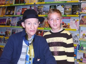 2009 WH Smith Book Signing, Sheffield
