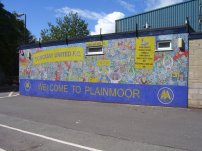 Welcome to Plainmoor