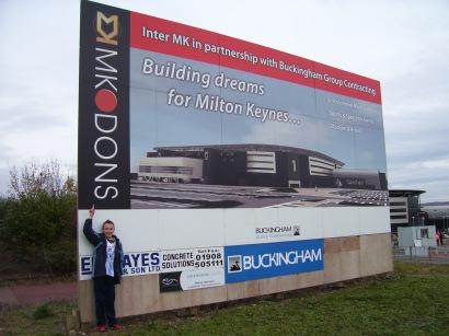 Welcome to Stadium MK