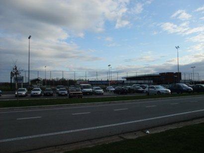 The Crack Stadium