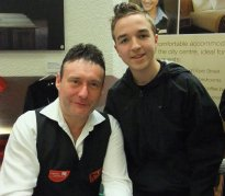 2010 Snooker Legends at the Crucible Theatre