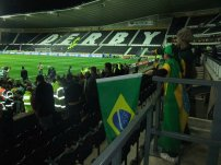 Brazil and Derby