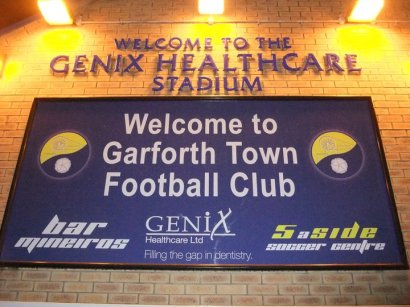Welcome to the Genix Healthcare Stadium
