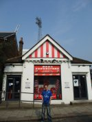 The Bees club shop