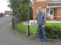 Lyon Road