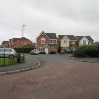 The Estate where the ground once stood