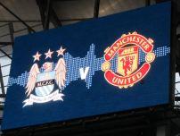 City vs. United!