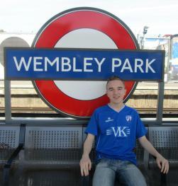 At Wembley Park