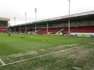 Walsall Bite Size Stand