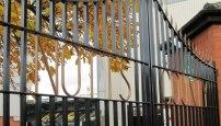 The club gates