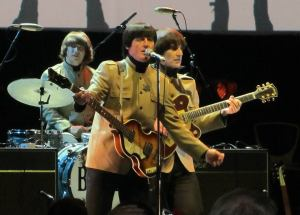 'Ringo', 'Paul' and 'George'