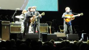 John, Paul, George and Ringo!