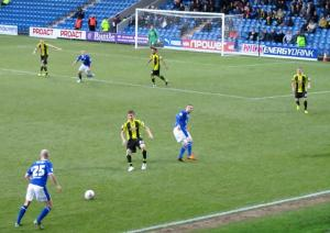 Chesterfield look to attack