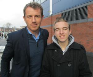 Burton Albion manager Gary Rowett