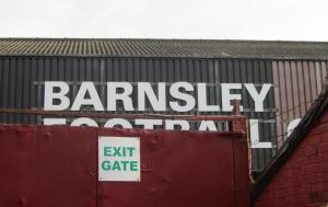Oakwell is the home of Barnsley FC