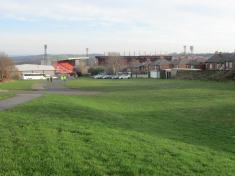 Our first view of Oakwell