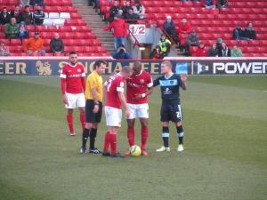 Barnsley line up another free kick