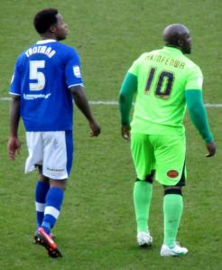 Tortman and Akinfenwa