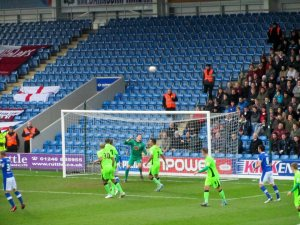 Chesterfield continue to push forward