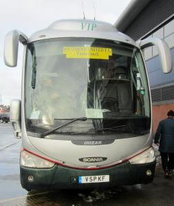 The Shrimpers team coach