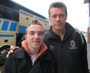 Goalkeeper Neil Sullivan