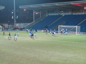 Aldershot search for a winning goal