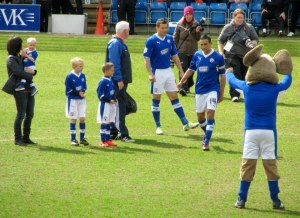 Jack Lester builds up to his final ever competitive game