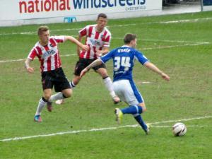 Jay O'Shea attacks
