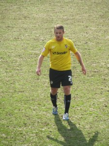Trinidad and Tobago international Chris Birchall