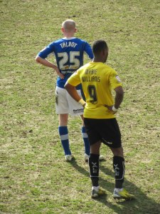 Talbot and Myrie-Williams