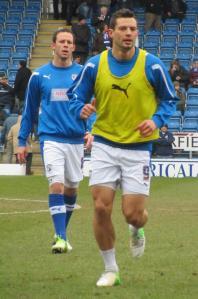 Sam Togwell and Marc Richards