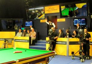 Ronnie O'Sullivan returns to Snooker