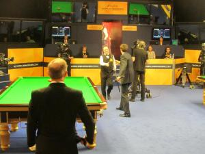 4 time World Champion John Higgins