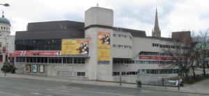 The Crucible Theatre - home of Snooker since 1977