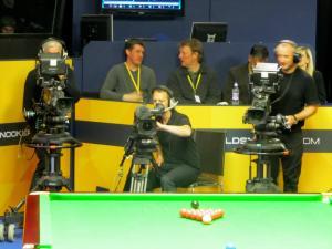 The cameramen