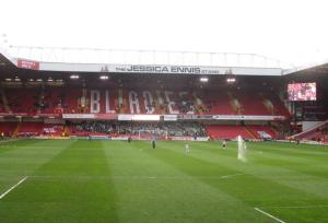 The Bramall Lane, or Jessica Ennis Stand