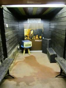 The original stage