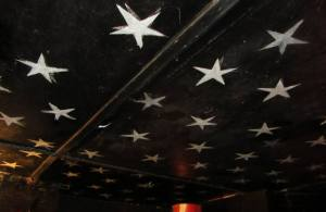 The stars painted by the group