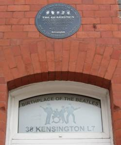 'Birthplace of the Beatles'