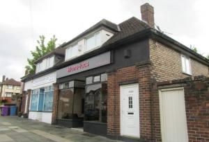 Pete Shotton's Mum's shop