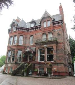 Stuart Sutcliffe's family home