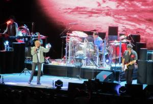 Roger Daltrey and Pete Townshend, the two surviving original members of the band