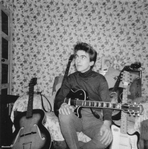 George Harrison in 25 Upton Green