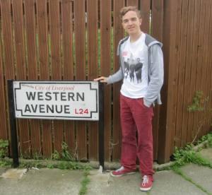 Stood on Western Avenue