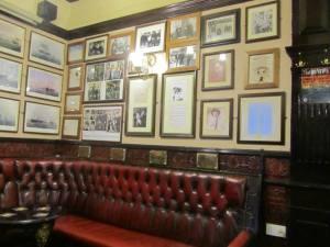 The Beatles corner