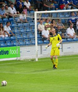 Owls 'keeper Chris Kirkland