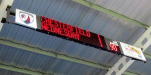 The scoreboard