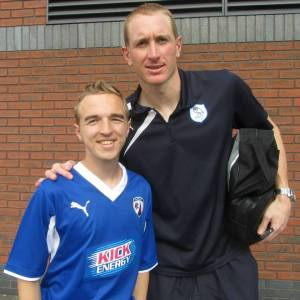 Former England international Chris Kirkland