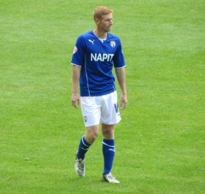 Eoin Doyle replaces Marc Richards