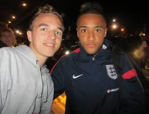 Norwich City's Nathan Redmond